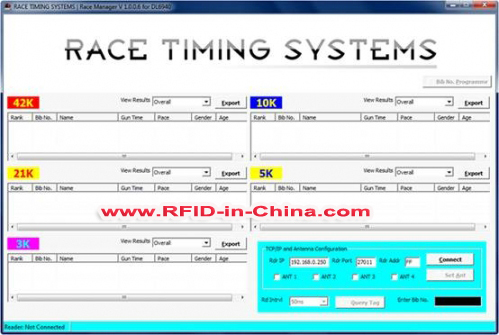 Professional Custom RFID Simple Inventory Software for RFID Inventory System