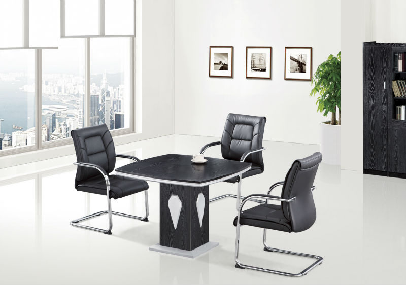 Hot Sale High Quality Best Price Modern Wooden Square Conference - Square conference room table
