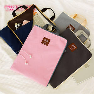 Germany list of office stationery items Multifunctional multilayer ipad bag waterproof Oxford cloth a4 clip file folder