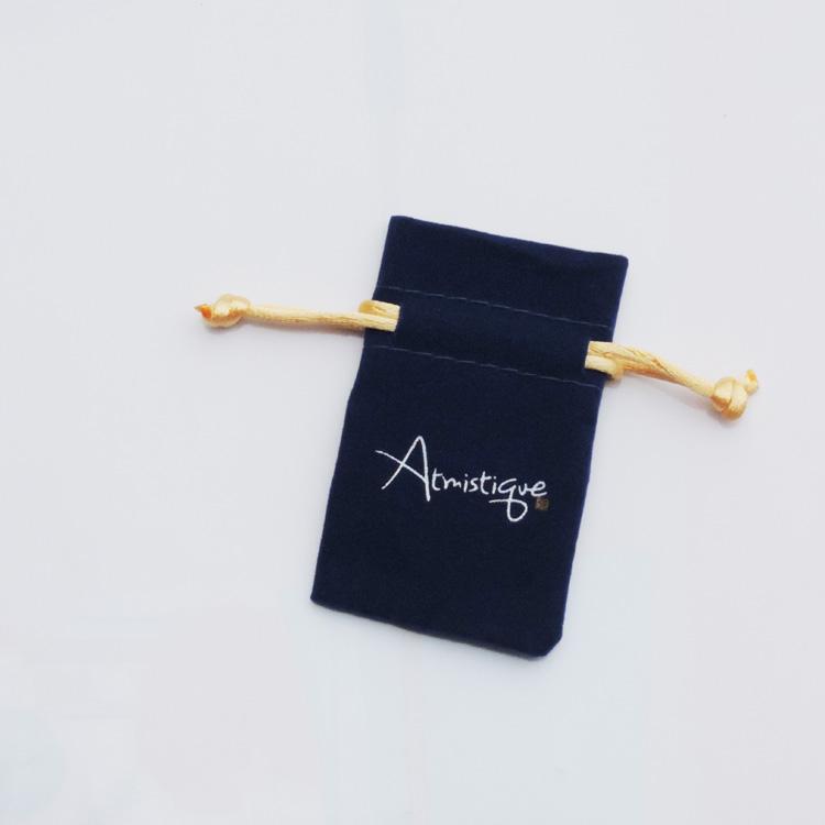 Custom fluwelen pen zak/pouch groothandel