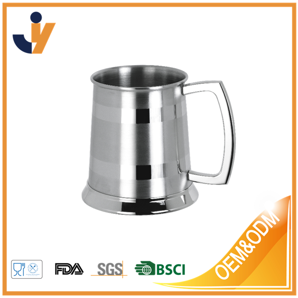Punctual Stainless Steel Cup Barware