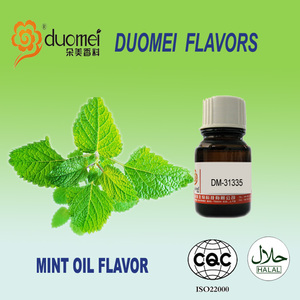 DUOMEI FLAVOR: DM-31335 High natural Mint oil flavor