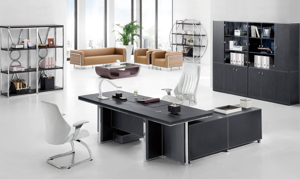 26 Modern Manager Office Table Design Wooden Executive Office Desk