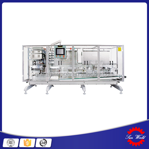 wholesale China mineral automatic ampoule filling sealing machine
