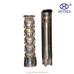 Borehole Pumps 25hp QJ Deep Well SKYSEA Pumps Submersible Pump Price