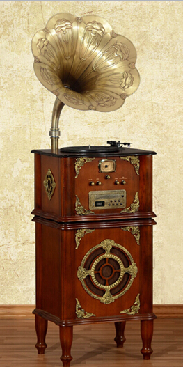Home Living Room Furniture Antique Reproduction Phonograph Ym-202 ...
