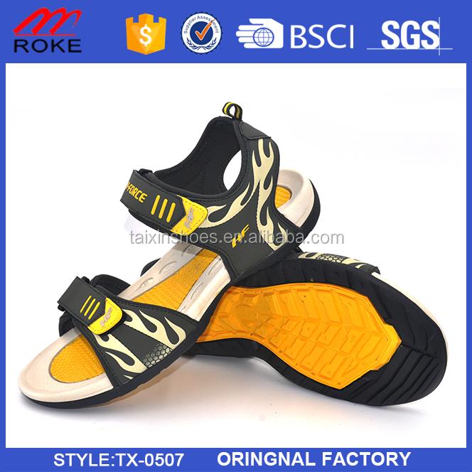 factory customize sandal men sport axido