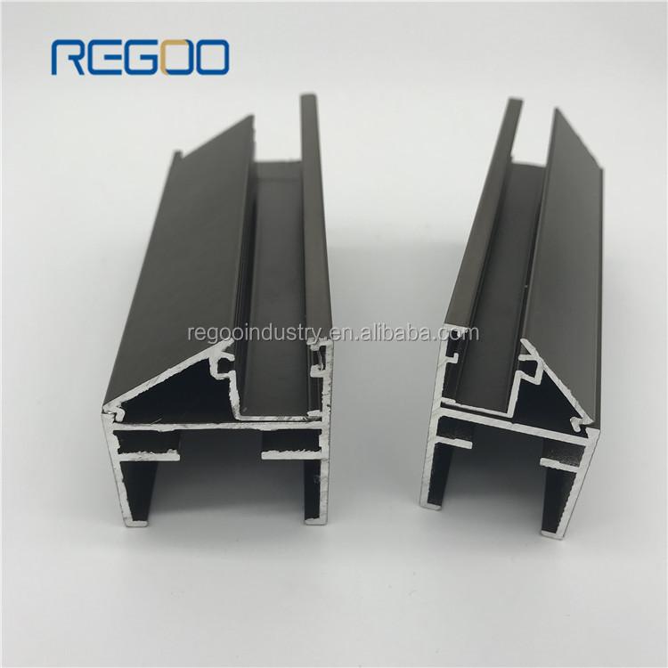Rectangular Aluminum Tube Aluminium 6063 Price Per Kg 5050 Extrusion ...