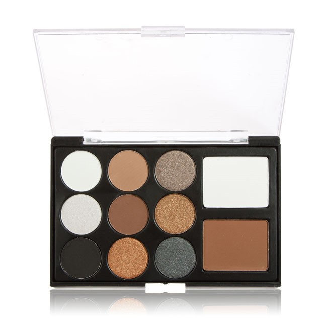 6 eyeshadow with 2 color blush wholesale 11 color Makeup Palette