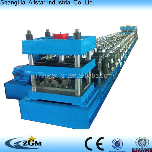 Highway Guard Rail Roll Forming Machine/ expressway guardrail making machine/ guardrail bending machine