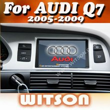 WITSON Car DVD Radio GPS Navigation for CAR AUDI Q7