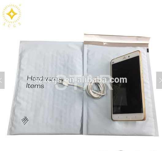 PS7 Accept Custom Order and Plastic,customized Material poly bubble mailers