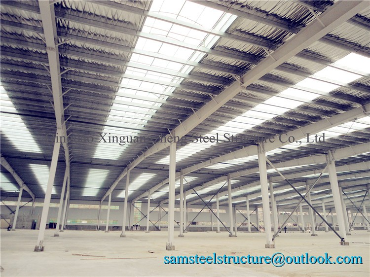 prefabricated small warehouse turnkey engineering projects