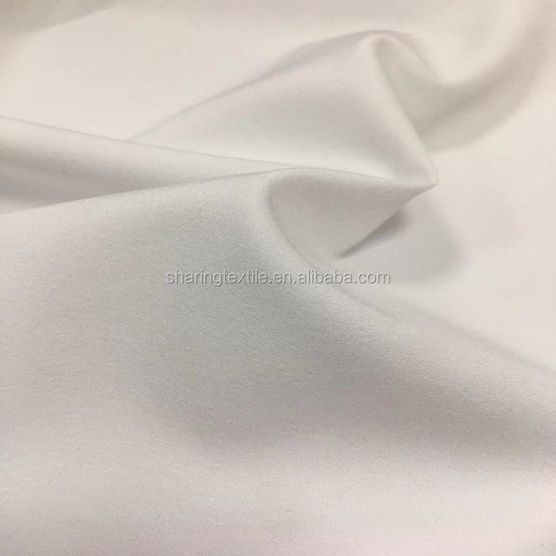 Biodegradable Products-RPET Repreve 160GSM 4 Way Spandex Stretch Recycled Polyester Spandex Single Jersey Fabric For Beach Short