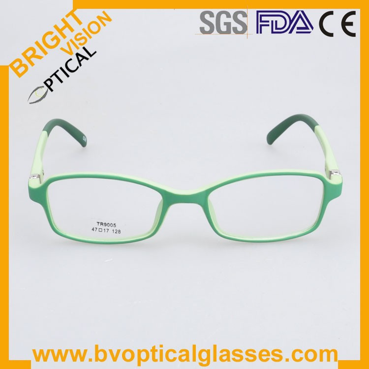 Bright Vision 9005 colorful for kids TR90 Children optical frame