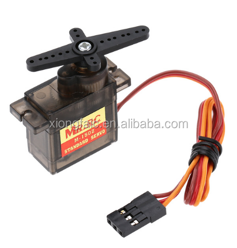M-1502 Full Metal Gear Digital Micro Servo 9g for RC 250 450 Helicopter Car