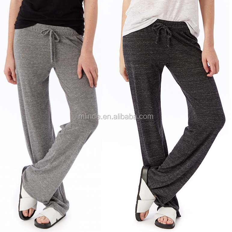 beautiful and charming new & pre-owned designer hot sale online Gym Clothes Women Eco-jersey Long Pants Workwear Trousers 100% Cotton  Sweatpants Grey - Buy Cotton Drawstring Sweatpants,100 Cotton  Sweatpants,Womens ...