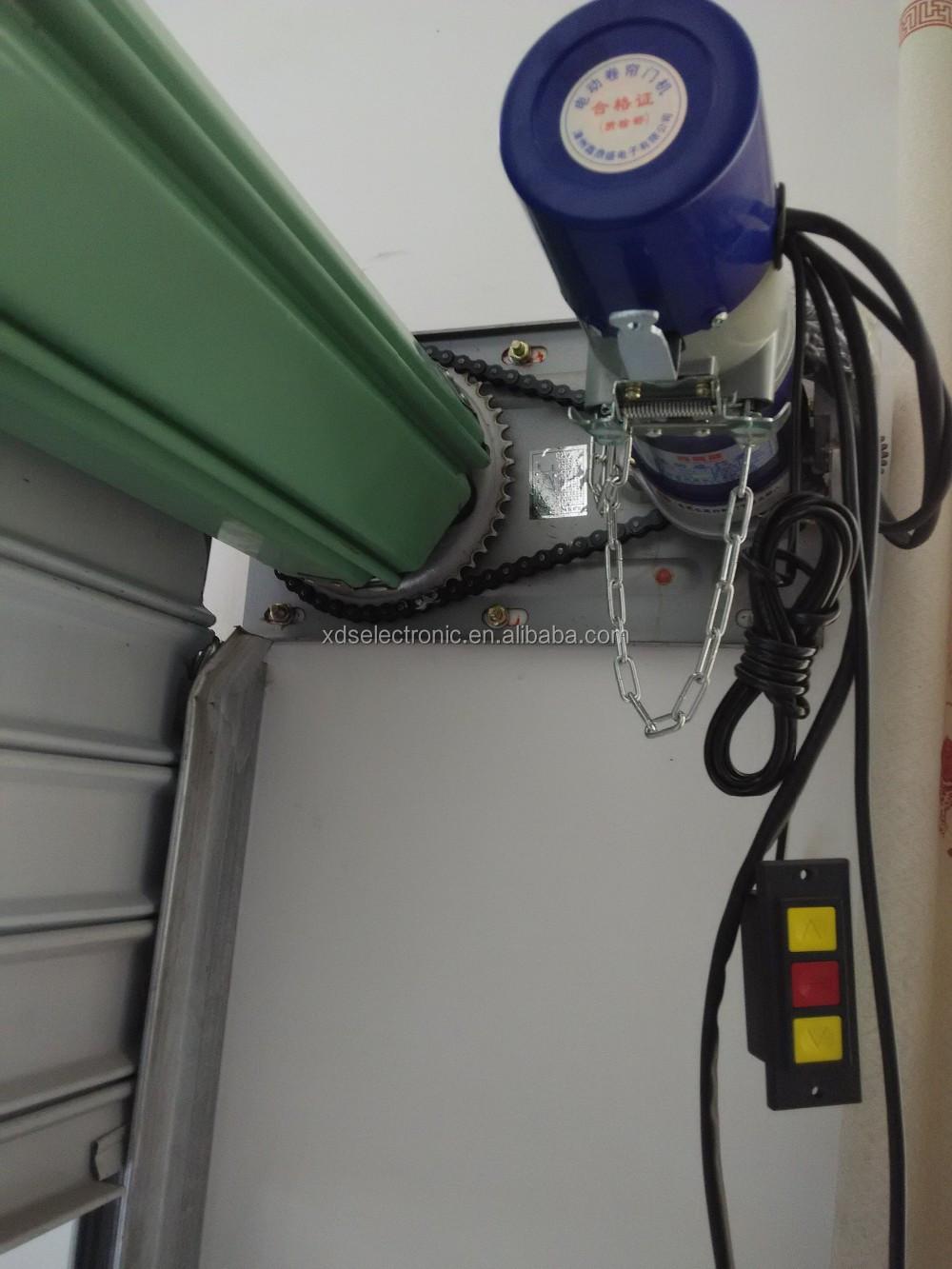 Dc garage roldeur opener motor automatische deur for Garage door opener dc motor