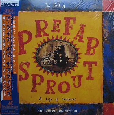 Prefab Sprout - A Life Of Surprises The Video Collection