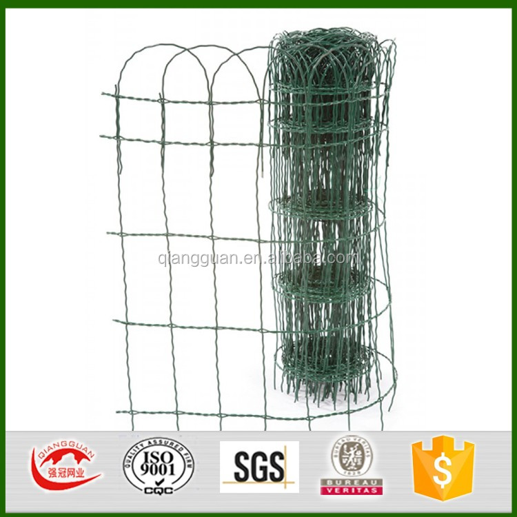 Lawns Border Fence/decorative Garden Border Fencing/white Wire ...