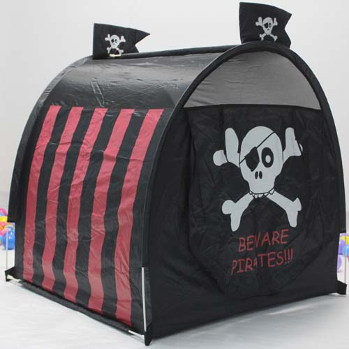 Kids Large Pirate Tent Folding House Tent High Quality Tent Indoor And Outdoor