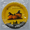 Party Tribes Hot Sale Free Sample Kids Themed Party Plate/Halloween Pumpkins Paper Plates