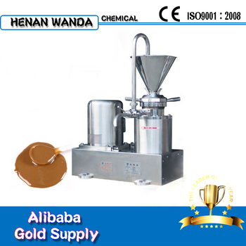 Popular industrial peanut butter grinding /extract machine with good quality