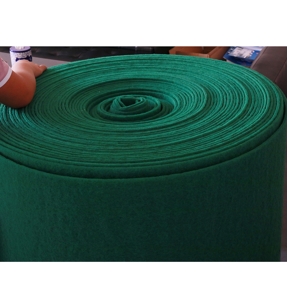 Professional Supplier Finest-Quality Kitchen Durable Nylon Rolls Scouring Pad
