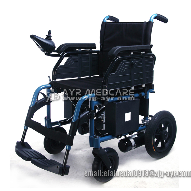 AYR-2102 Light Handicapped Electric Wheelchair