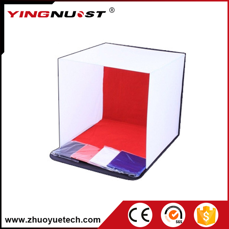 Easy - carry Mini Square Photo Light Tent Portable Square Photo Studio Shooting Light Cube Box