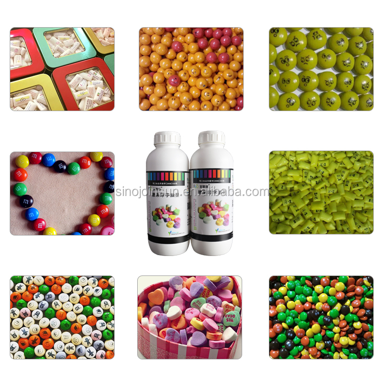 candy printing edible ink