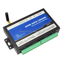 Internal backup battery operated 3G/4G Module GSM temperature freezer alarm controller
