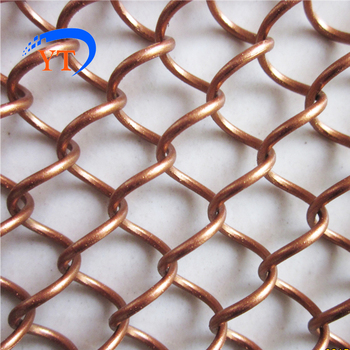 China Exporter Metal Coil Drapery Chain Curtain Lowes Fireplace ...