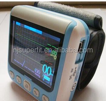 Portable Wrist Ecg Monitor - Buy Wireless Ecg Monitor,Handheld Ecg  Monitor,Telemetry Ecg Monitor Product on Alibaba com