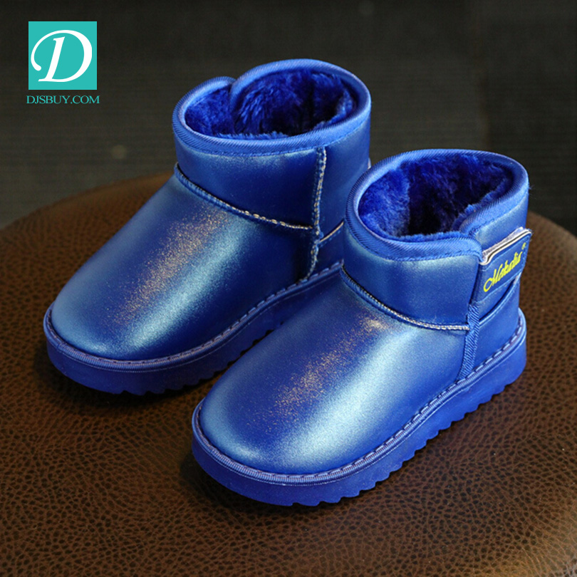 New Design Kids Shoes,Girls Snow Boots,Fashion Ankle Boots