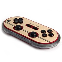 New 8Bitdo FC30 Pro Wireless Gamepad Game Controller for Android / iOS / PC / Mac