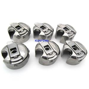 6PCS INDUSTRIAL SEWING MACHINE BOBBIN CASES FIT FOR JUKI CONSEW SINGER BROTHER singer sewing machine bobbin case