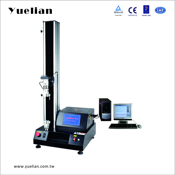 Computer controlled steel wire tensile testing machine/tensile strength testing machine/tensile tester ( YL-1107)