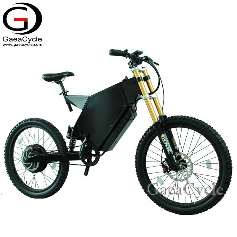 Gaea Electric Bike Kit 3000w Fastest Stealth Er Mountain Bicycle In Shenzhen
