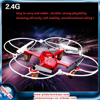 Wholesale X11 2.4GHz 4CH RC small drone with 6-axis gyro LED lights 3D flying nano drone mini uav quadcopter in hot sale
