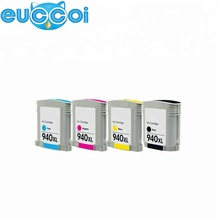No.940XL (C4906 4907 4908 4909A) hoge kwaliteit compatibel printer inktcartridges voor HPs Kantoor pro8000 <span class=keywords><strong>fotokopie</strong></span> machines
