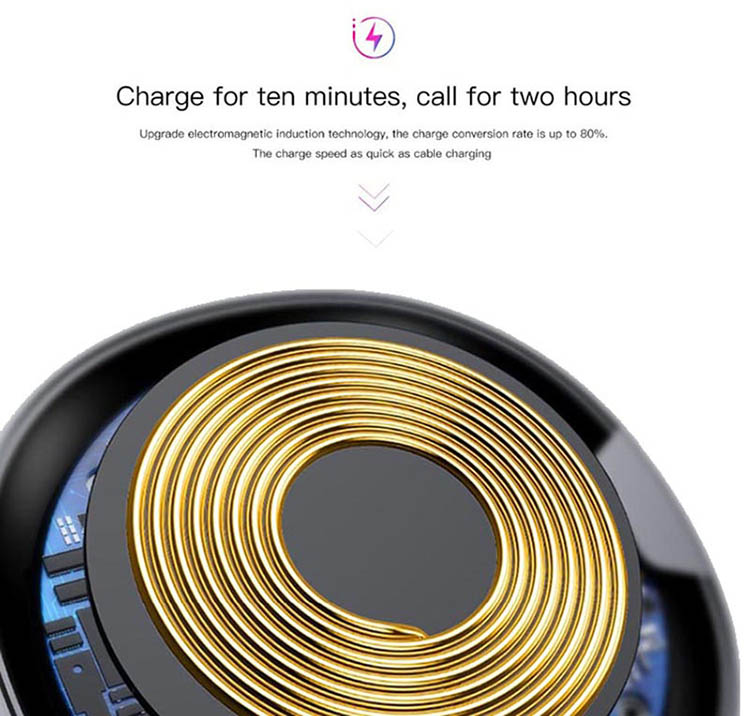 2019 Latest New Design Round Thin Wood Wireless Charger for Mobile Phone qi Certified Wireless Charger Pad