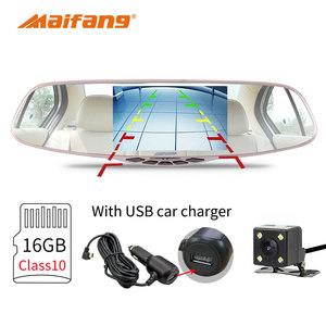 starlight night vision car dvr auto waterproof camera recording