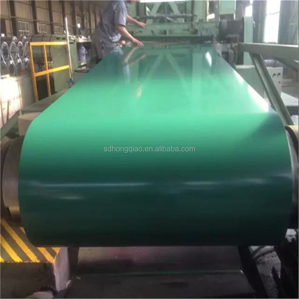 Trade Assurance JIS G3302 PPGI 914mm Colour galvanized Steel Coil