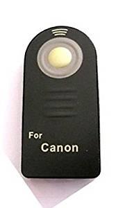 Wireless Remote Control for Canon EOS Rebel SL1, Canon EOS 100D Kiss X7 DSLR DIGITAL