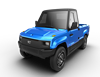 High Perforance Mini Electric Pickup Truck for Cargo Usage