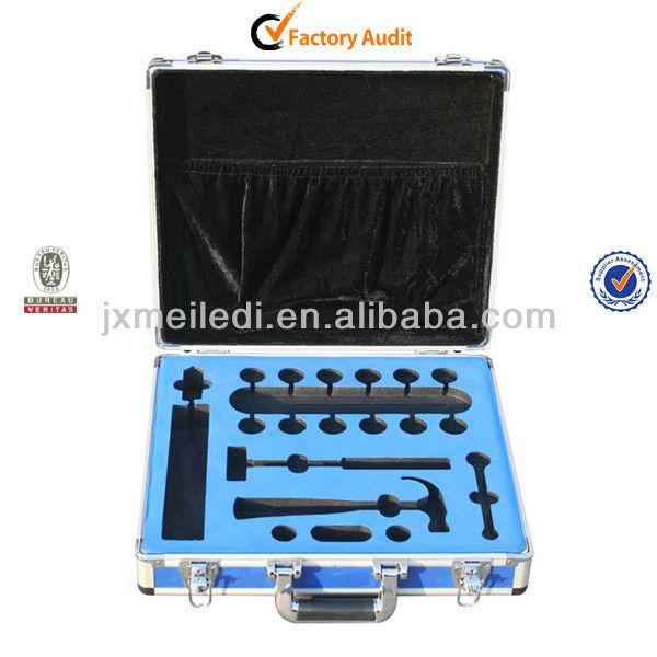 cuatom ps plastic truck tool box metal aluminium frame