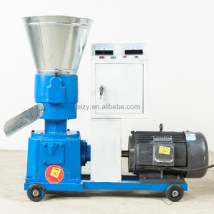 Widely use easy operation pellet mill for feed small poultry feed mill for home use