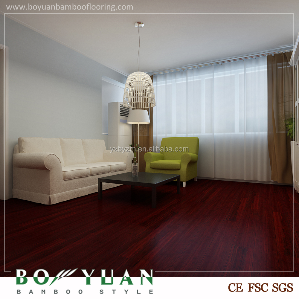 Strand Woven Stained Bamboo Flooring - Joy