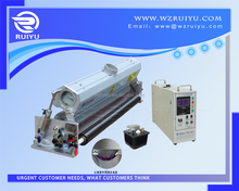 KLFW series digital corona treatment for metal film machinery